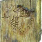 DET.sculpture;tire-vigne